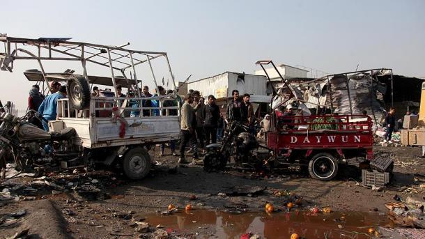 """صورة عجلة """"الإرهاب"""" لا تكف عن الدوران في """"العراق"""""""
