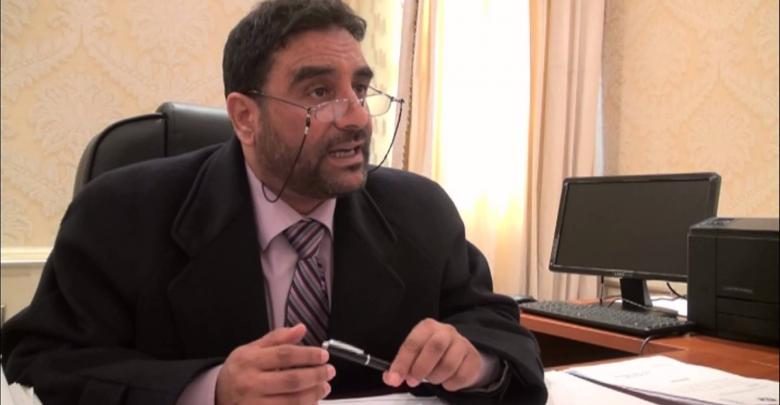 عضو مجلس النواب عبدالسلام نصية