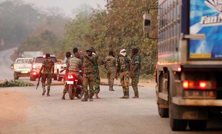 فرار عشرات السجناء من سجن في وسط ساحل العاج
