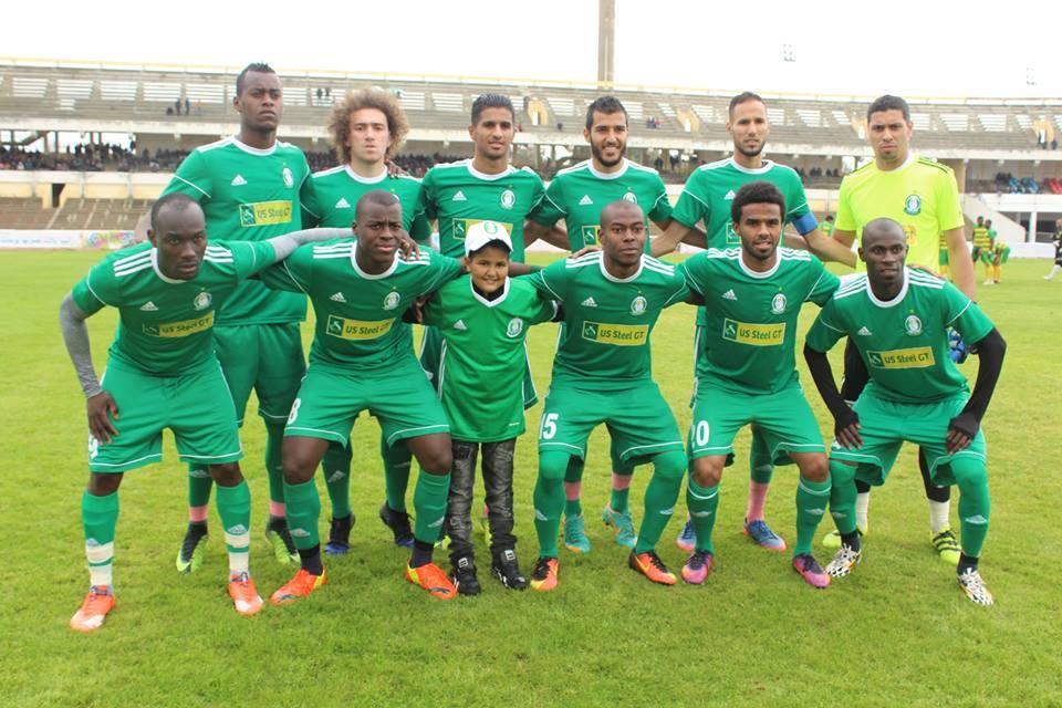 فريق الأهلي طرابلس 2018