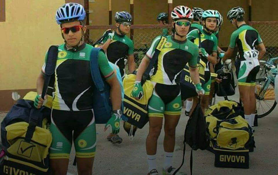 فريق الجمارك لرياضة الدراجات