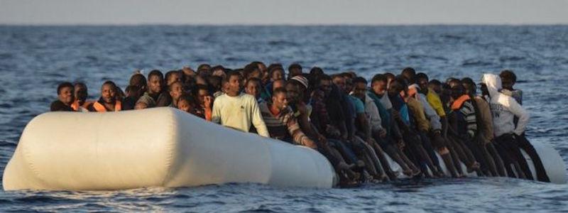 صورة قلق إيطالي حول تحرّك غامض بالمياه الليبية
