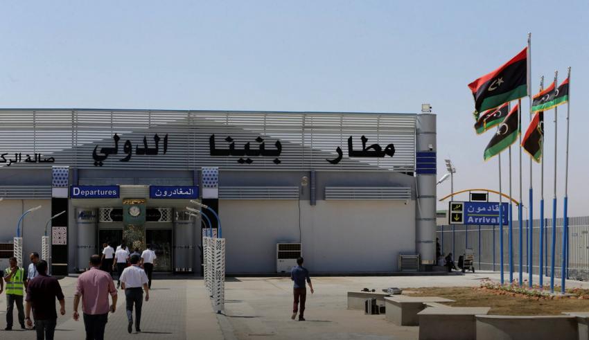 Photo of مواصلات الوفاق: إجبار طائرة للهبوط في بنينا غير مسؤول