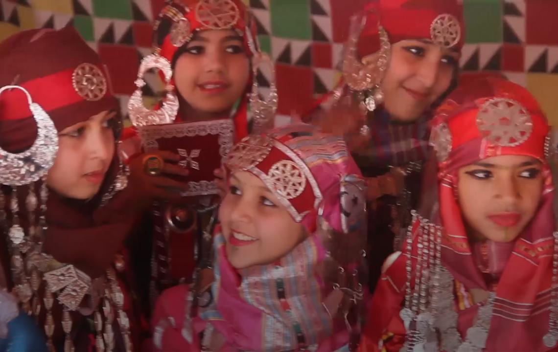 معرض للتراث الشعبي بمدينة المرج فيديو