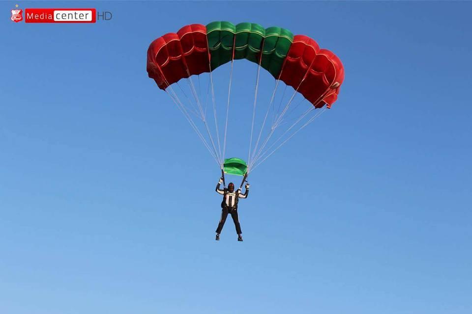مهرجان بنغازي للعروض الجوية