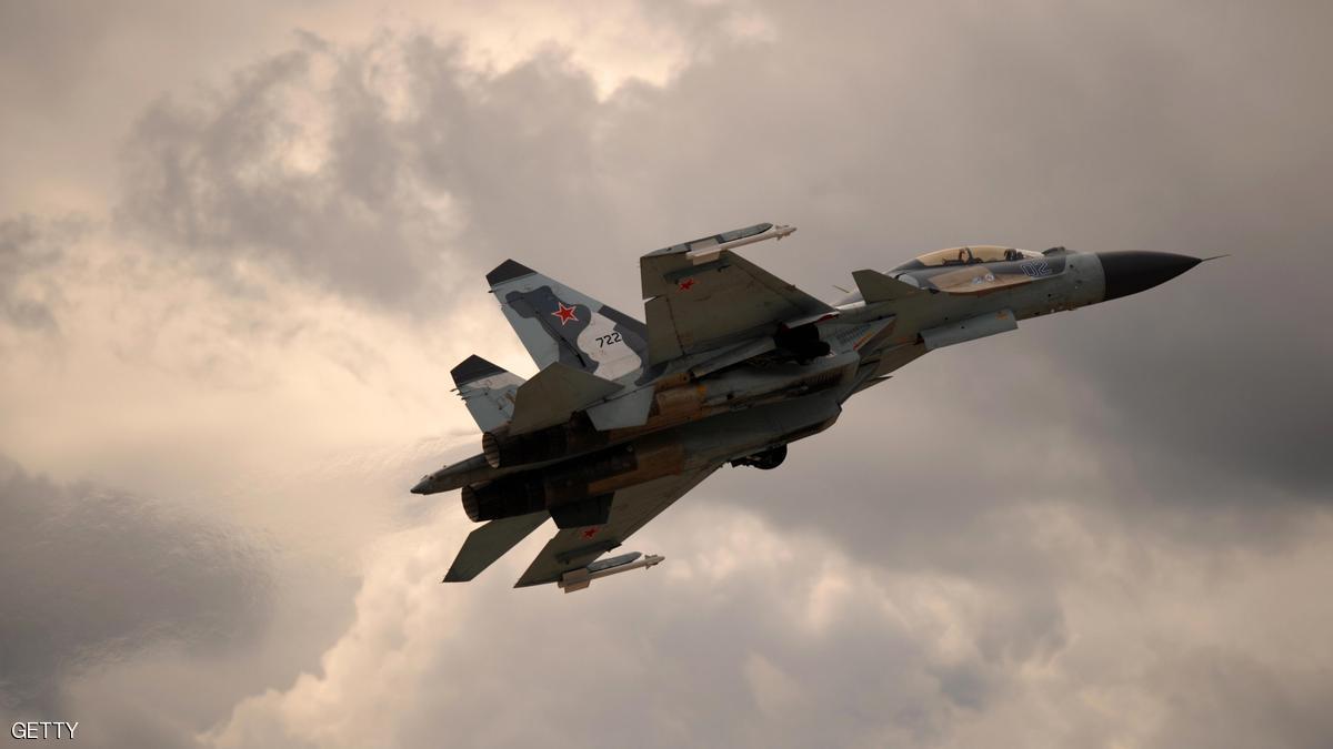 صورة سلاح الجو الروسي قتل 850 متشددا بسوريا خلال 24 ساعة