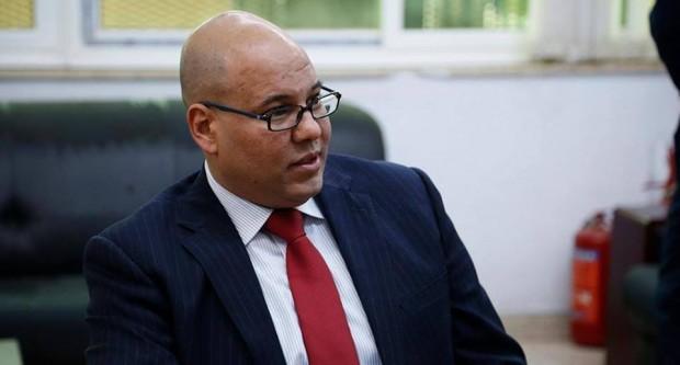 عضو المجلس الرئاسي فتحي المجبري