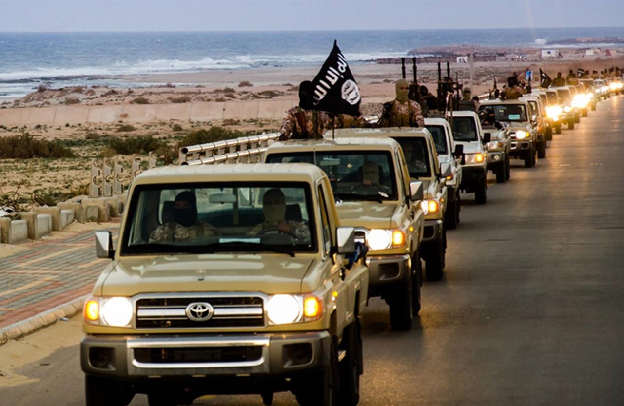 تحركاتِ داعش