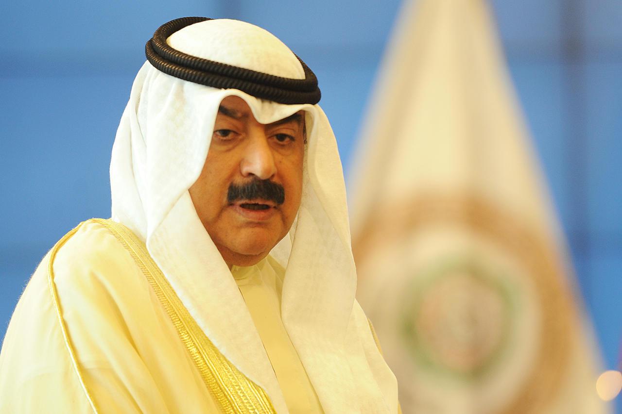 وزير الخارجية الكويتي خالد الجارالله