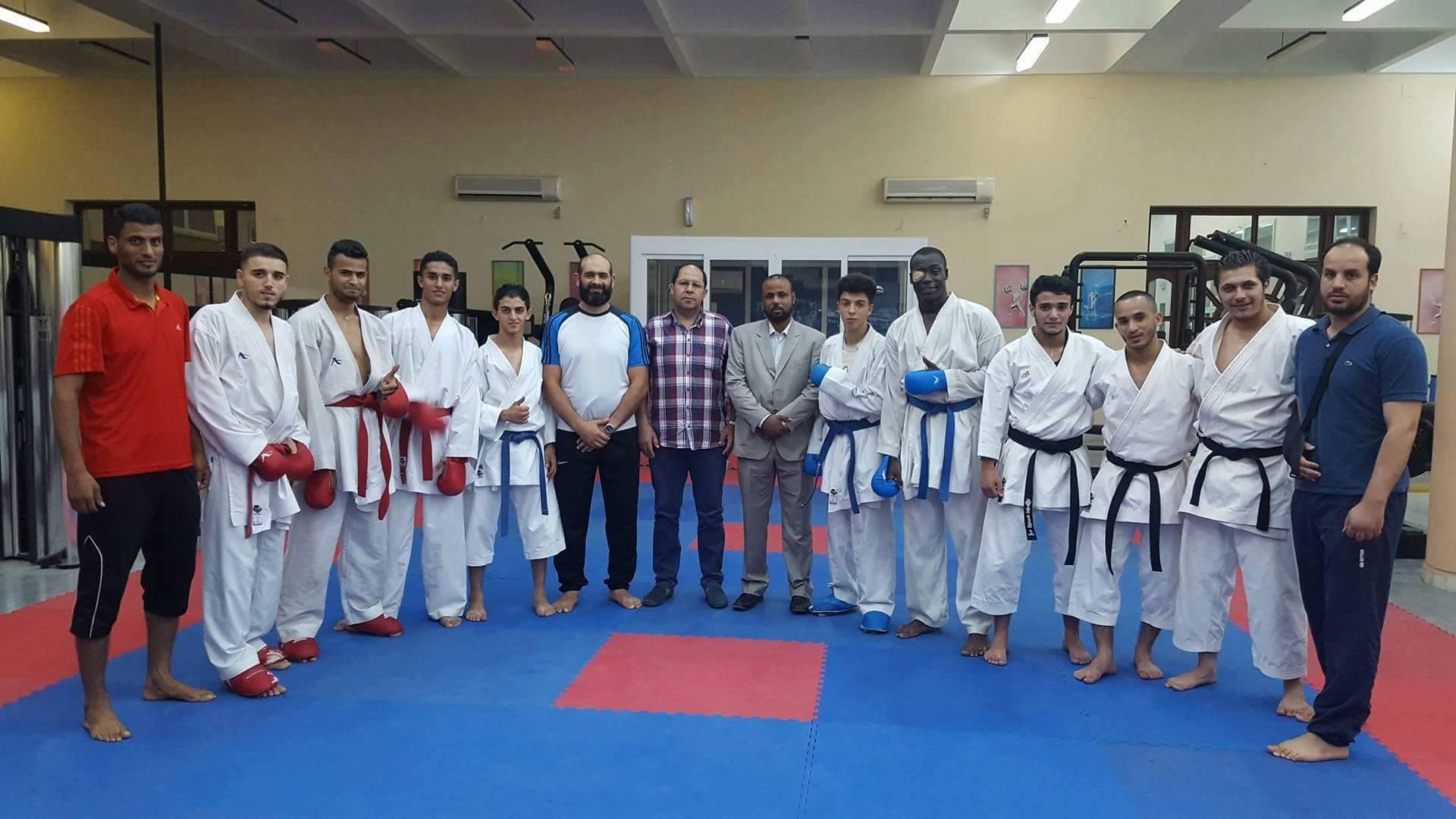 الاتحاد الليبي لرياضة الكاراتيه
