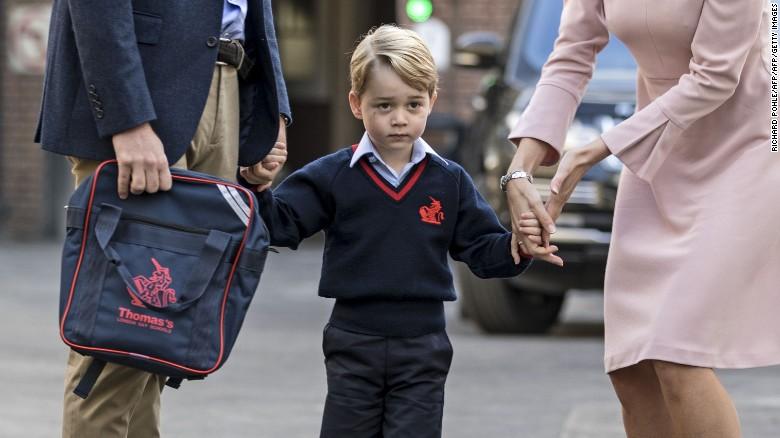 الأمير جورج