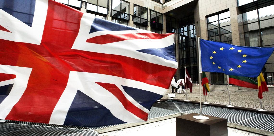 القطاع المالي البريطاني