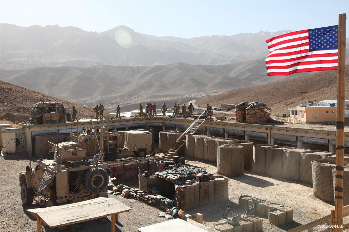 القاعدة الأمريكية