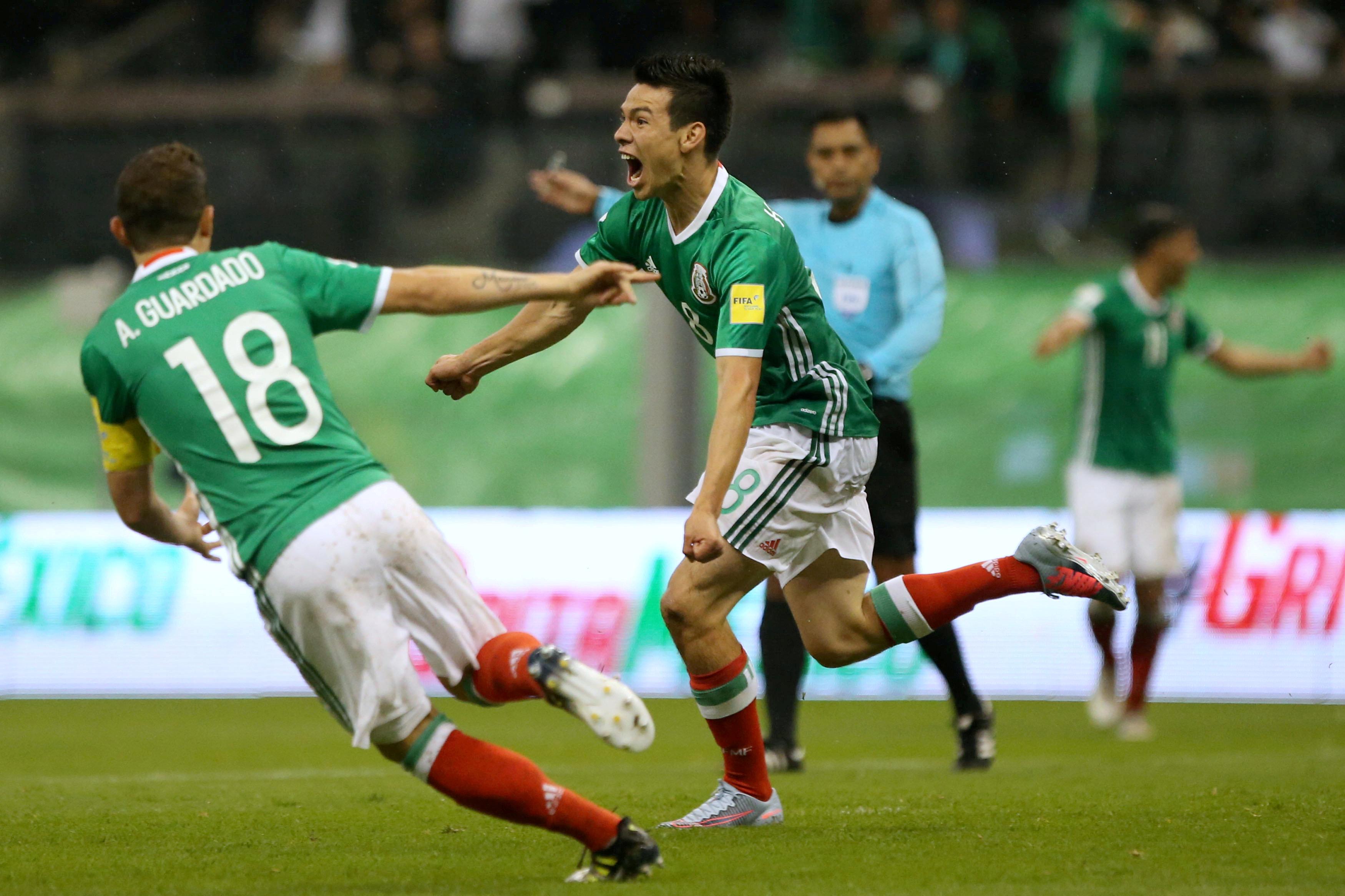 المنتخب المكسيكي