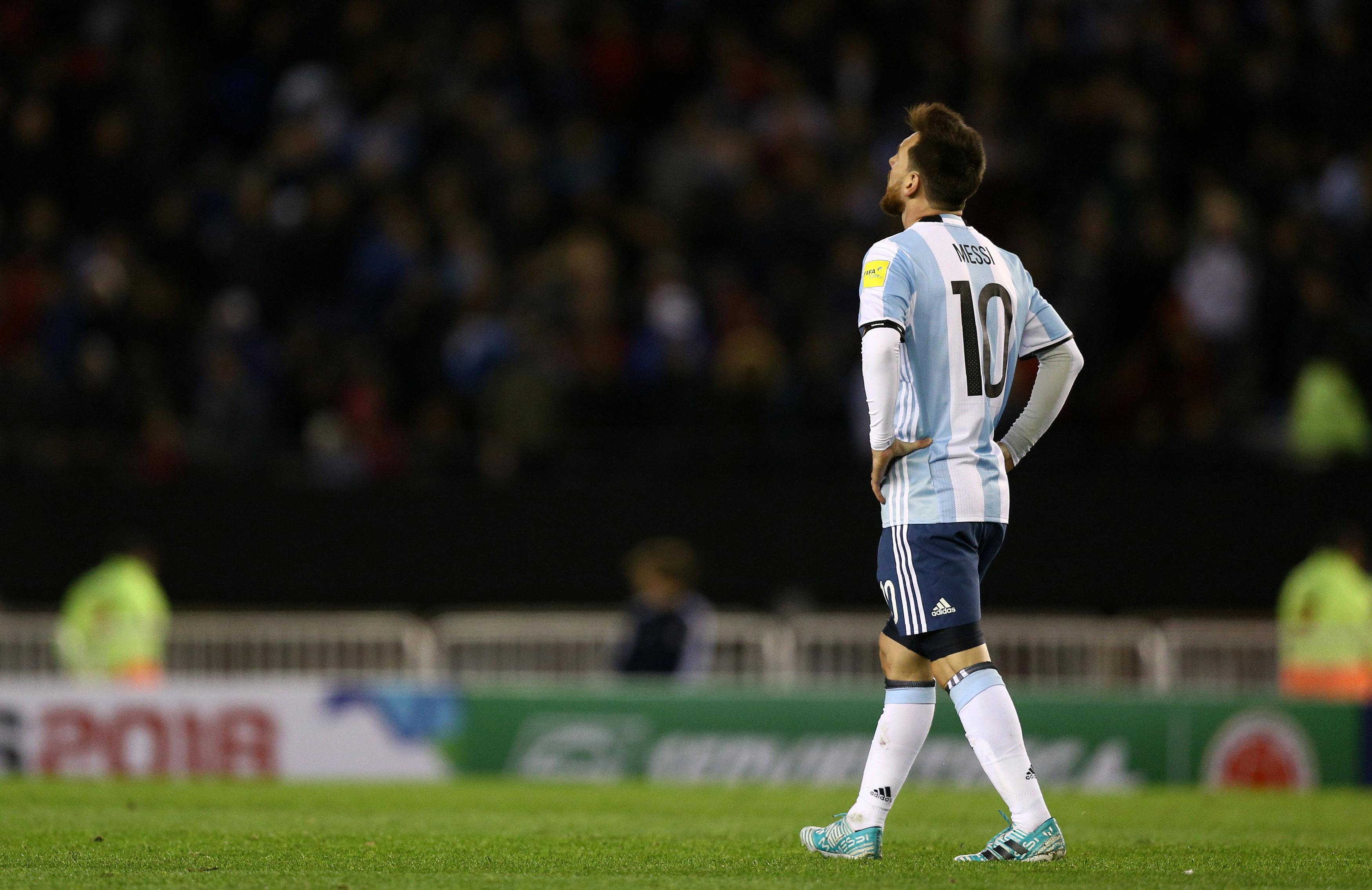 صورة تعادل بطعم العلقم للأرجنتين
