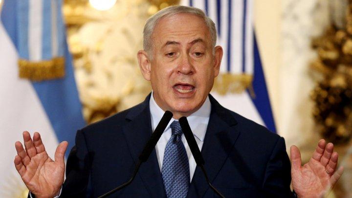رئيس الحكومة الإسرائيلية بنيامين نتنياهو