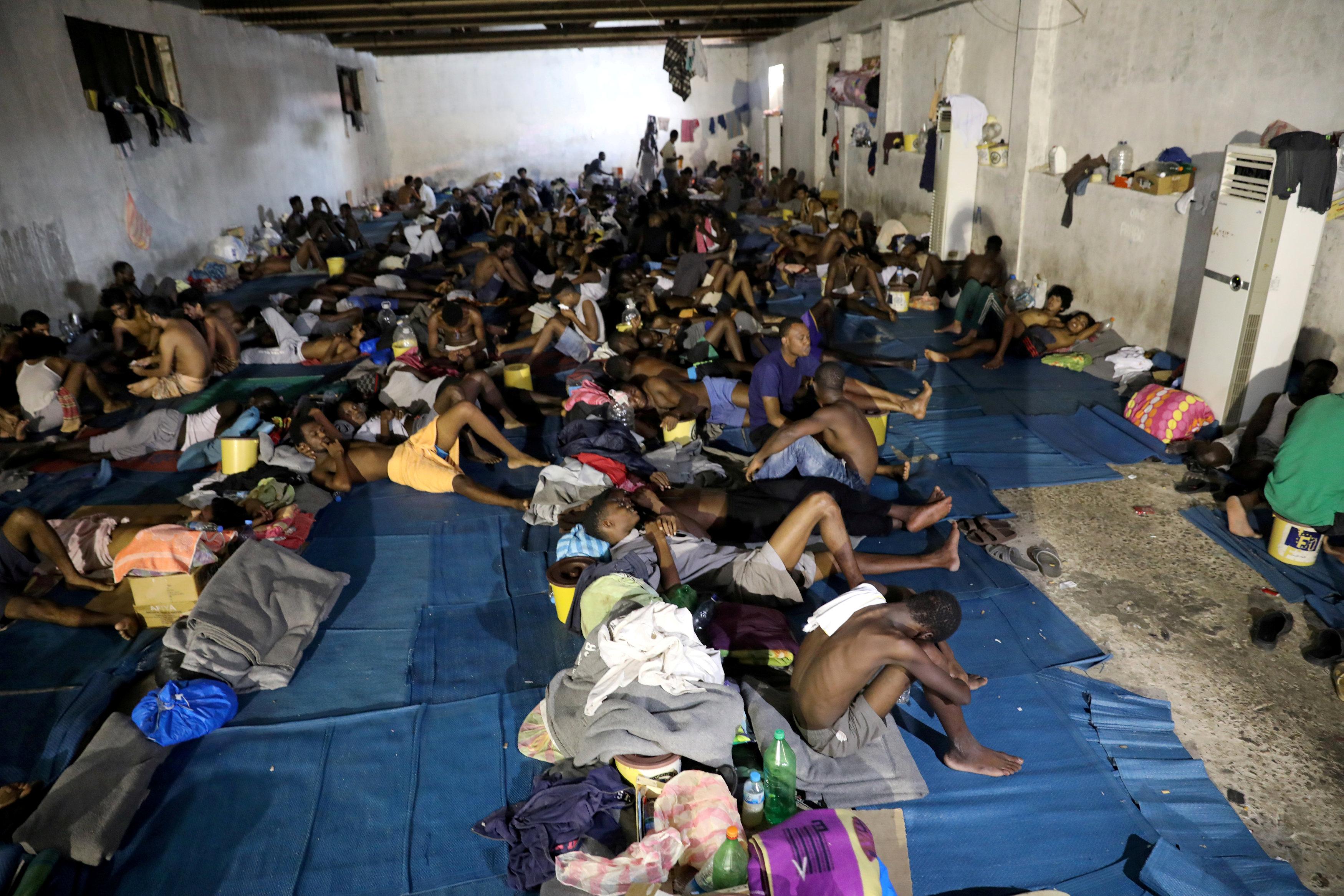 "Photo of ""ماركو مينيتي"": ""97%"" من تجارة البشر تمر من ""ليبيا"""