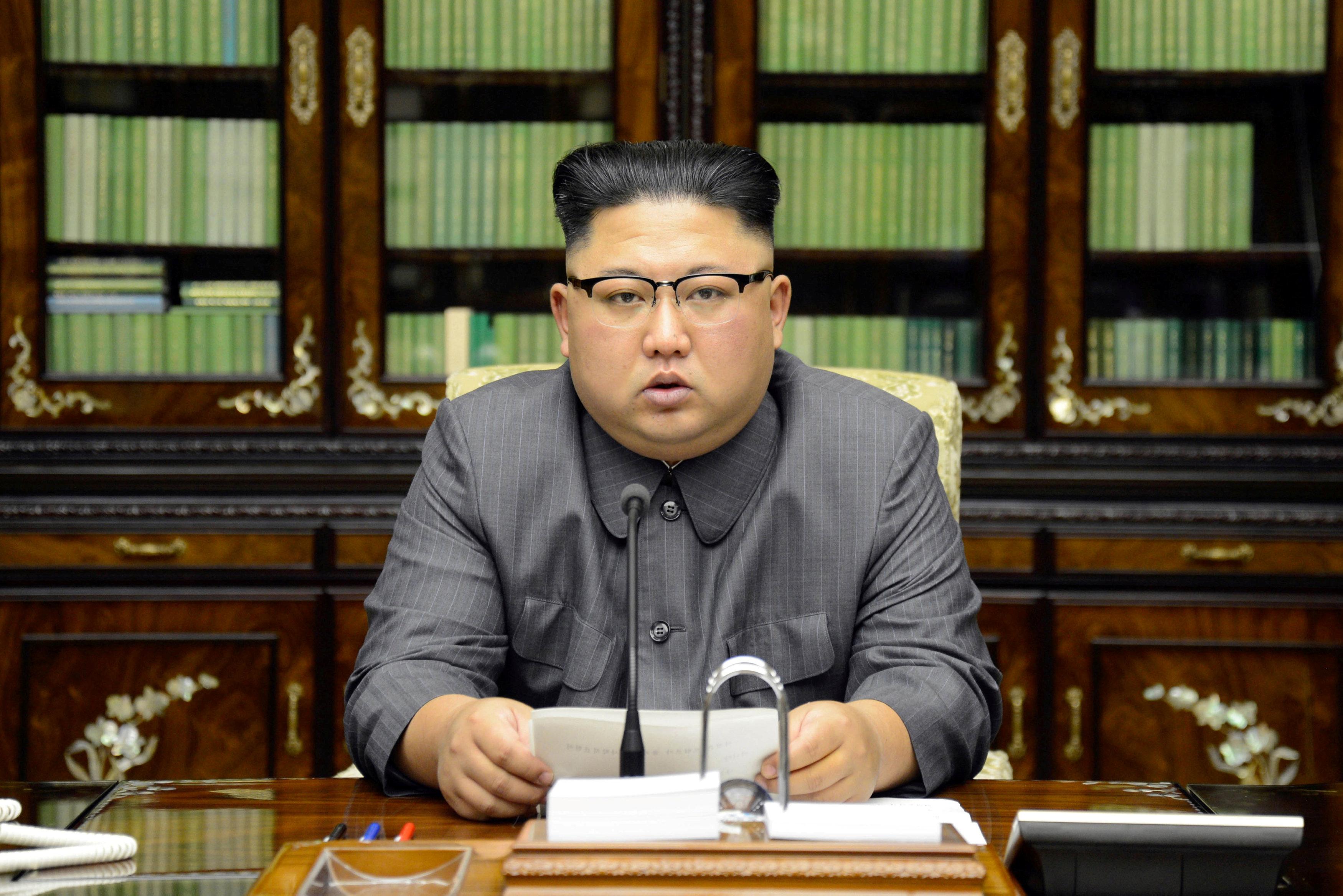 Photo of وكالة: زعيم كوريا الشمالية زار الصين