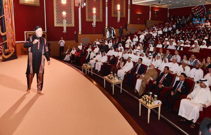 ملتقى الشارقة الدولي للراوي