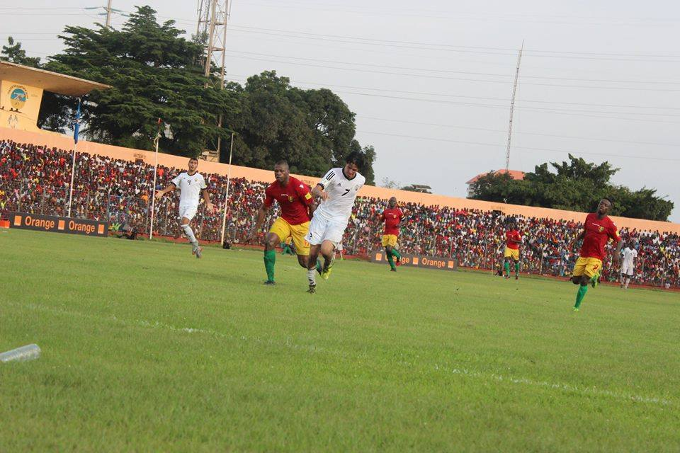 Photo of المنتخب الوطني يستضيف غينيا بالمنستير