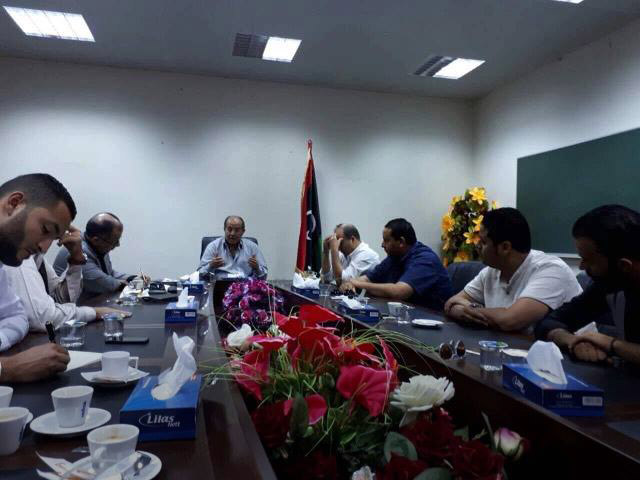 """Photo of """"التحالف"""" بأول خطوة في ليبيا.. """"من نالوت البداية"""""""