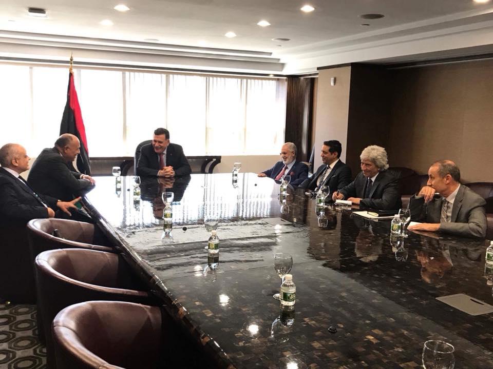 مقر البعثة الليبية في الأمم المتحدة