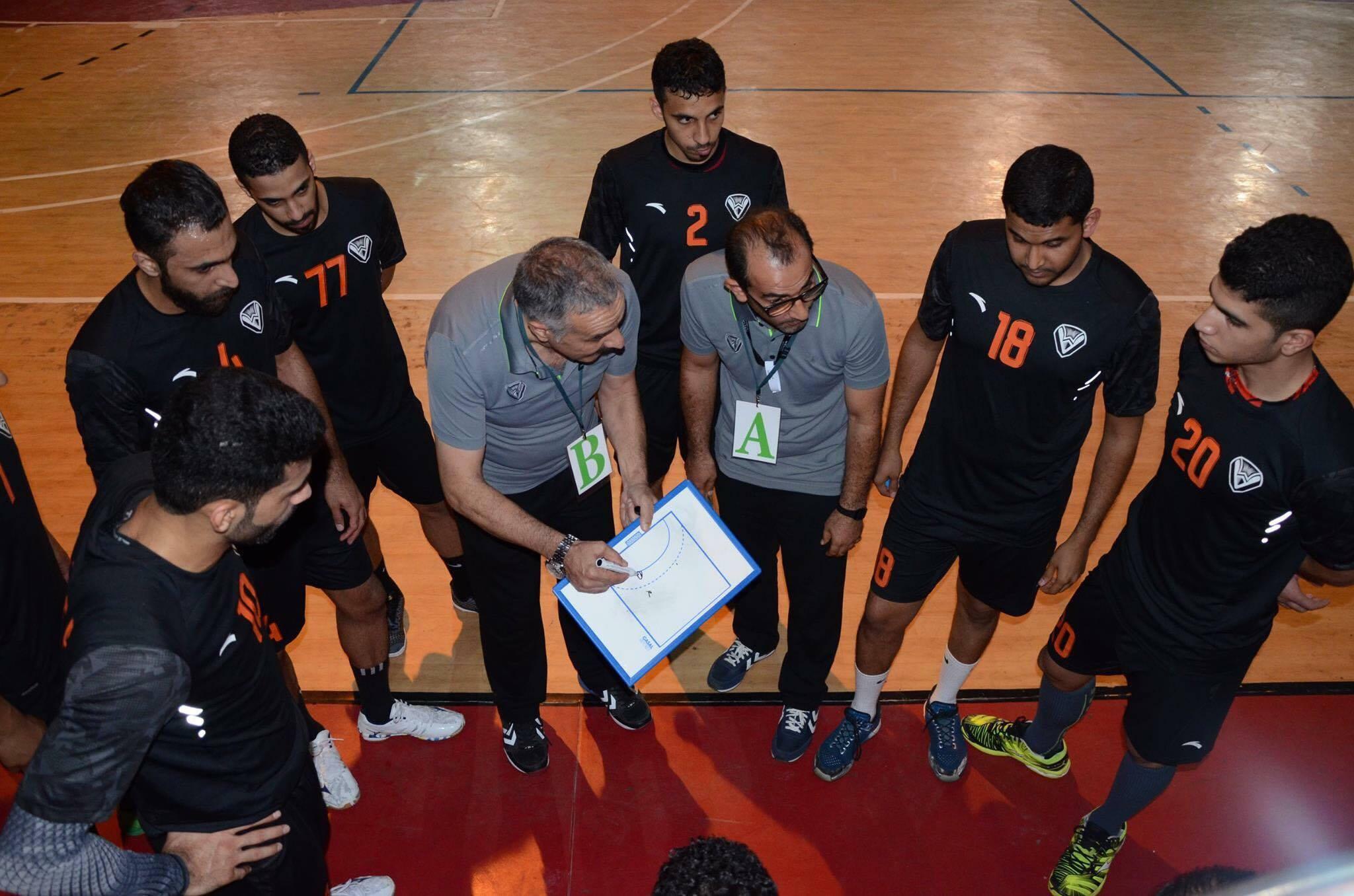 البطولة العربية لكرة اليد