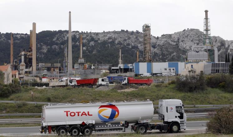 إنتاج النفط والغاز