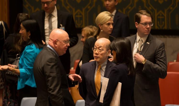 "Photo of ""مجلس الأمن الدولي"".. قد يرد على ""بيونغ يانغ"" اليوم"