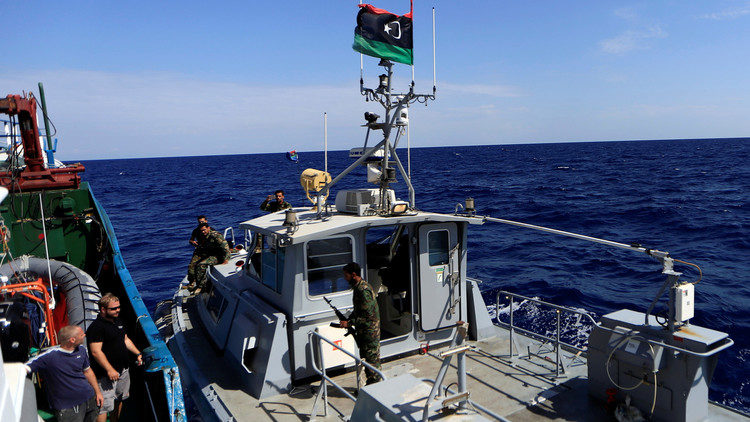 "Photo of مخاوف من حدوث ""مأساة بحرية"" لمهاجرين قبالة ليبيا"