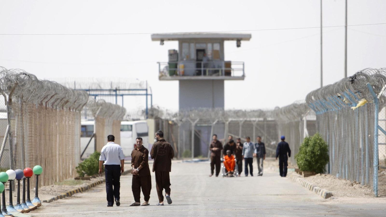 صورة العراق يعدم 42 شخصا أدينوا بتهم متعلقة بالإرهاب