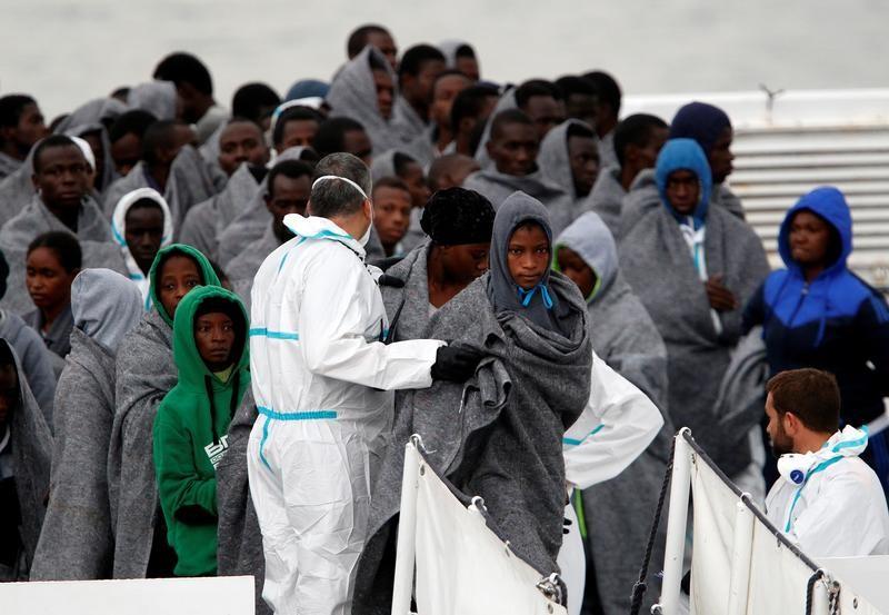 """صورة معركة أوروبية """"لإدماج"""" المهاجرين"""