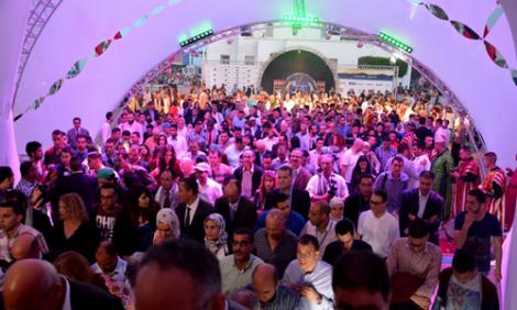 صورة من المهرجان