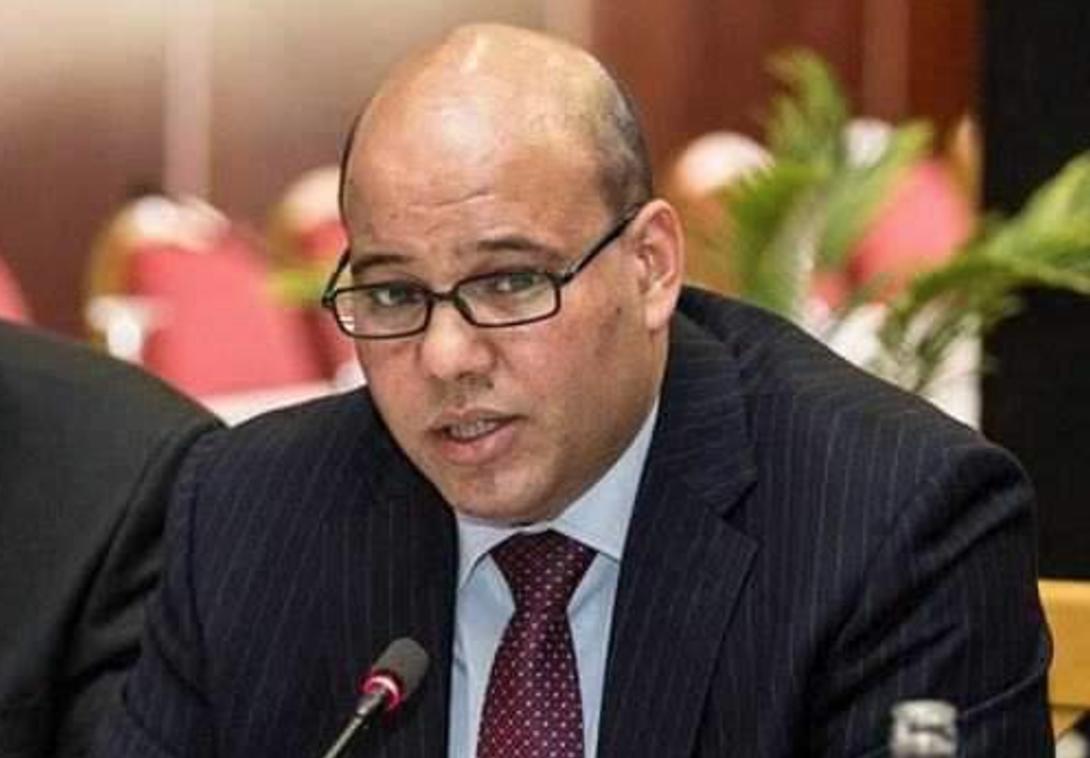نائب الرئاسي فتحي المجبري