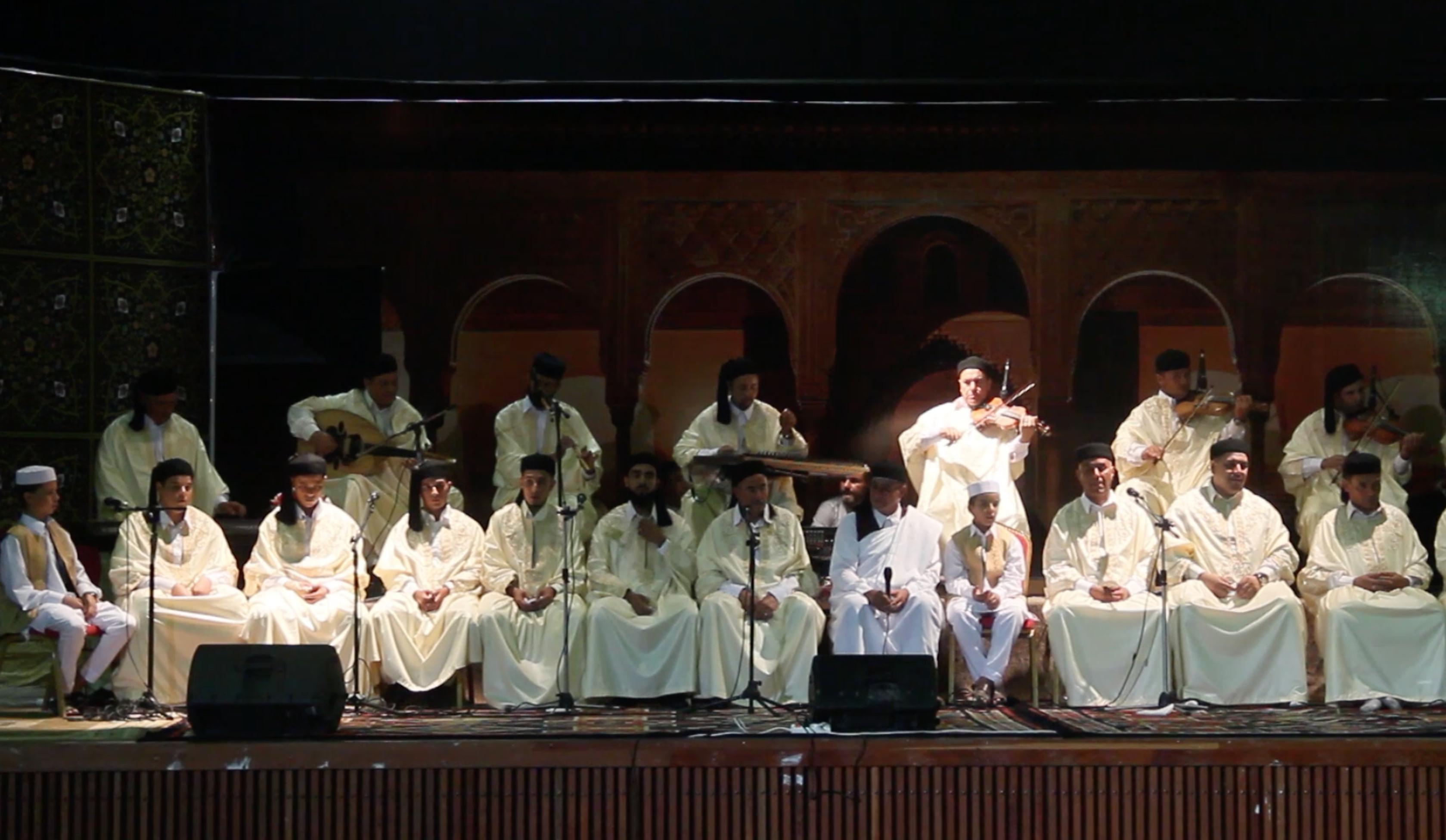 فرقة مصراتة للمالوف والموشحات والأناشيد الدينية