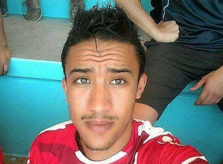 اللاعب التونسي ضياء الدين المعلاوي