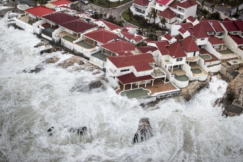 الإعصار إرما