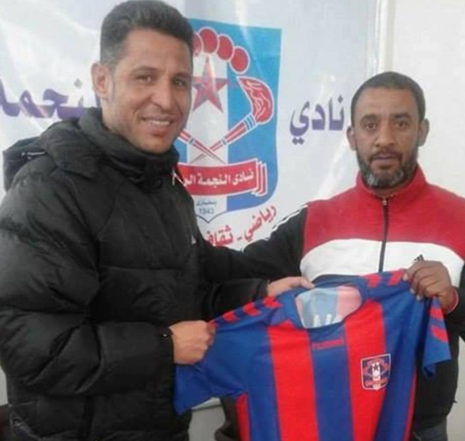 المدرب الوطني الشاب فيصل أبو شعالة