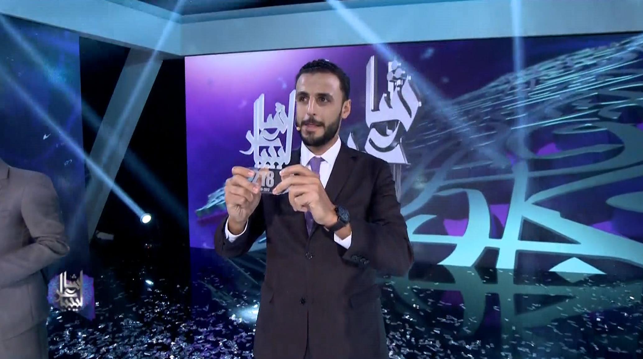 "Photo of اشهوب يفوز بلقب ""#شاعر_ليبيا"".. في ليلة استثنائية"