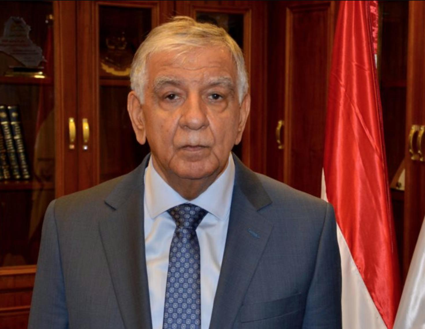 صورة تلفزيون: وزير عراقي يقول مستعد للحوار مع كردستان بشأن النفط