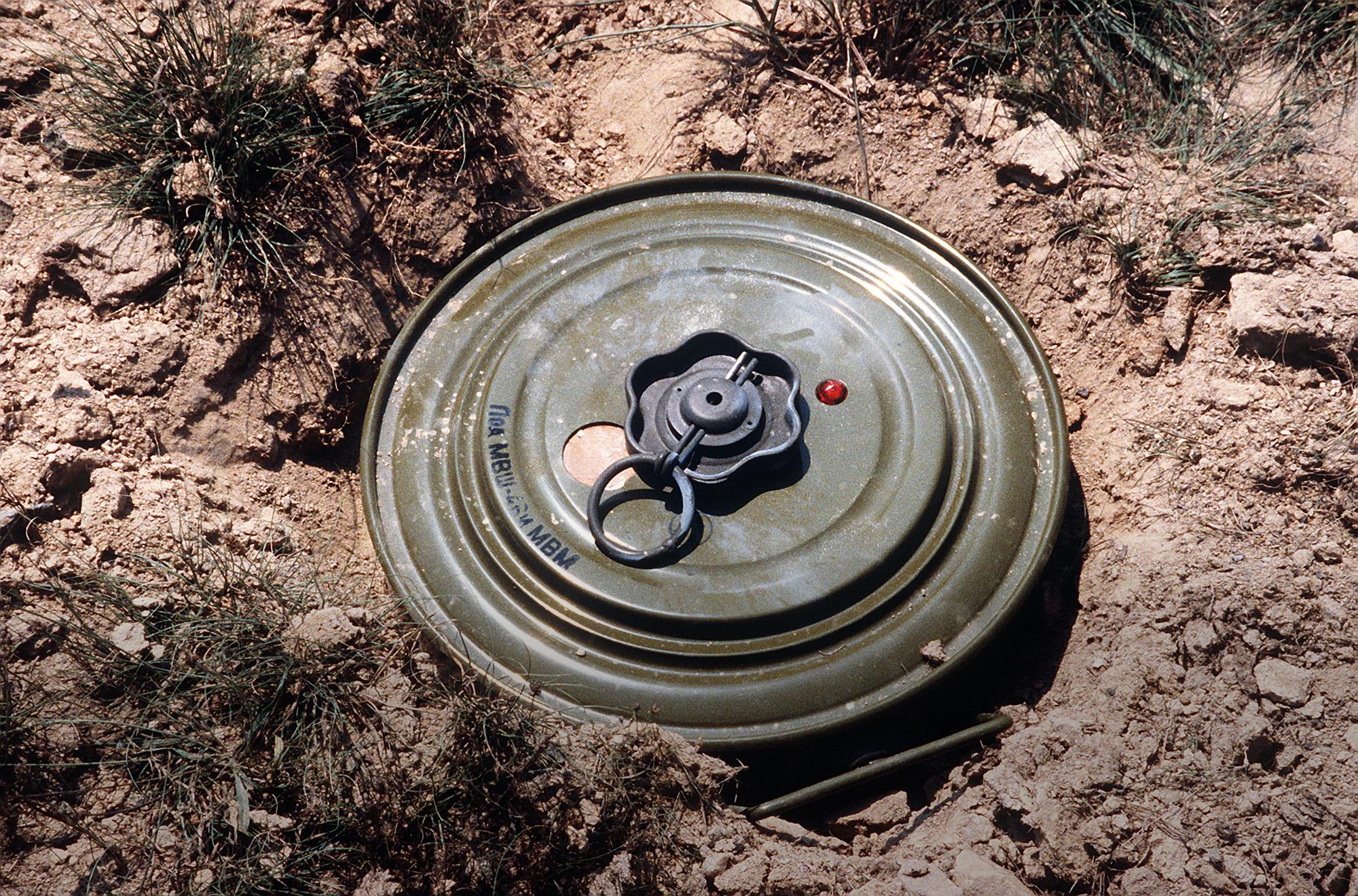 Photo of الأمم المتحدة: الألغام توقع 130 ضحية جنوب طرابلس