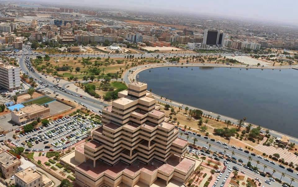 مدينة بنغازي - صور أرشيفية