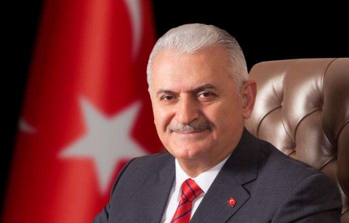 """رئيس الوزراء التركي """"بن علي يلدريم"""""""