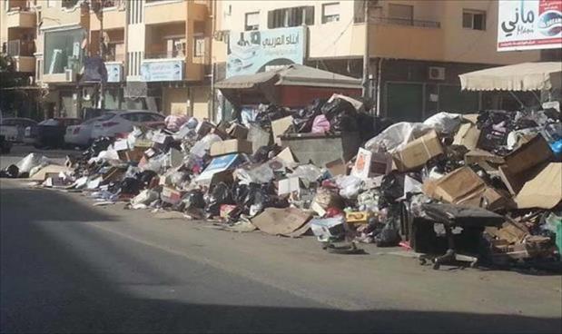 مُخلفات أضاحي العيد