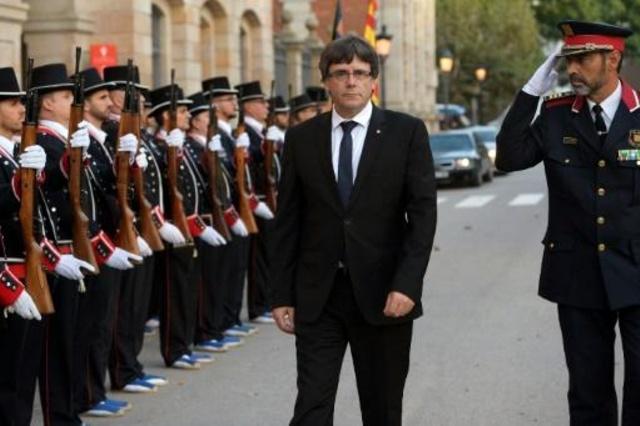 رئيس حكومة اقليم كاتالونيا كارس بويدجيمونت
