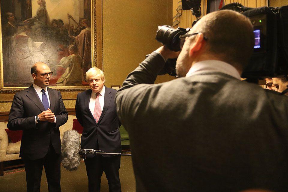 "Photo of ""إيطاليا"" تلتحق باجتماع لندن.. وملف ""الهجرة"" حاضر بقوة"