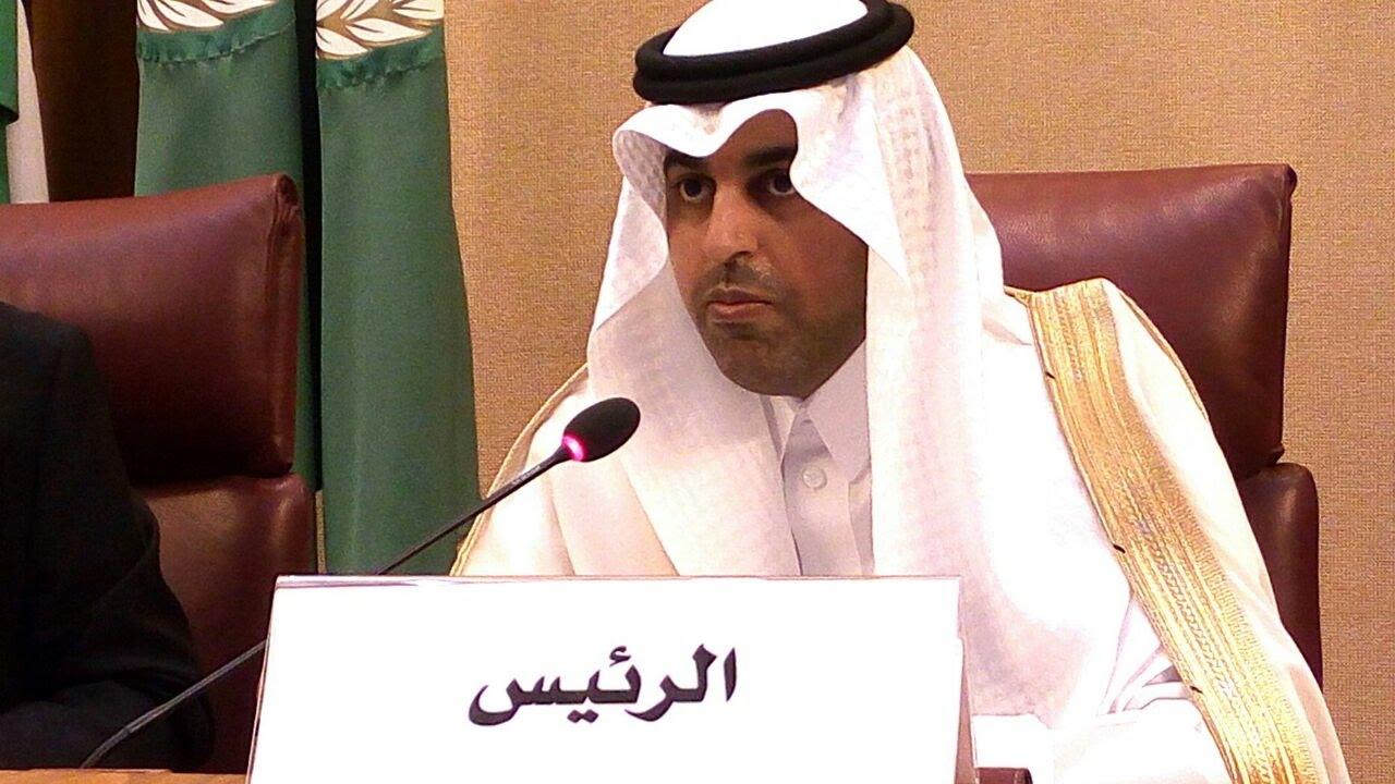 رئيس البرلمان العربي الدكتورمشعل بن فهم السلمي