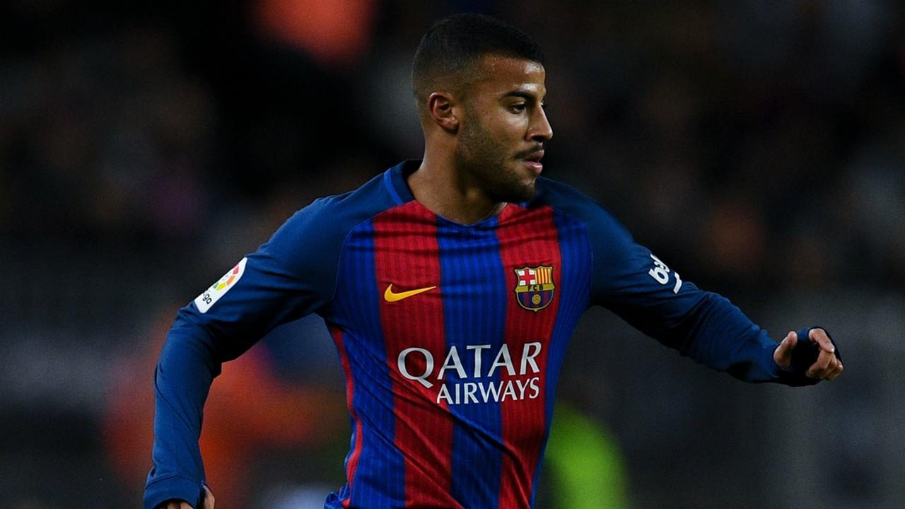 لاعب برشلونة البرازيليرافينيا