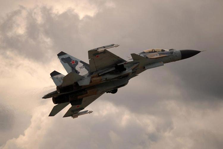 قصف المعارضة في إدلب