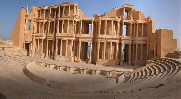"Photo of ""اليونسكو"": أوقفوا القتال في صبراتة واحموا ""التراث الثمين"""
